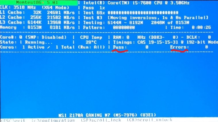 How To Run A Memtest - Whatever Tech Support